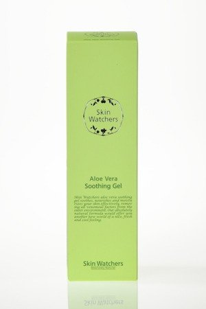 Żel do mycia twarzy Aloe Vera (Aloe Vera Soothing Gel) Skin Watchers